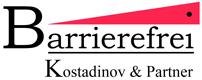 Barrierefrei-KP Logo